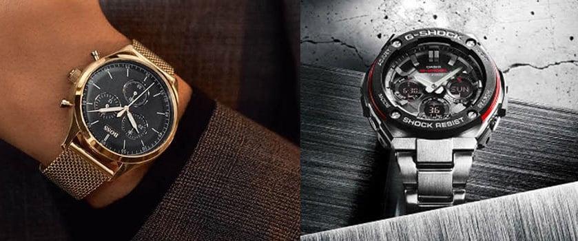 Herenhorloges goedkoop kopen